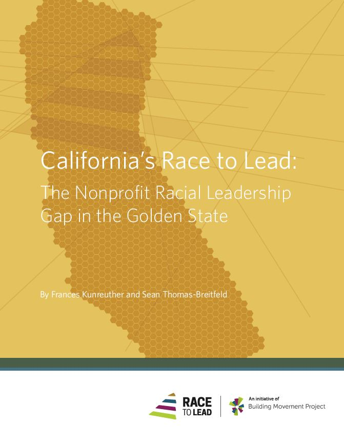 CA Race to Lead Cover Image