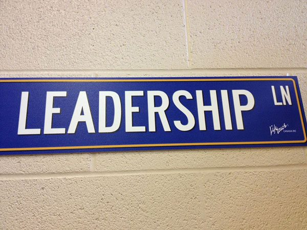 Leadership_lane-sign